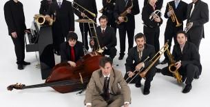 Scottish National Jazz Orchestra with David Liebman