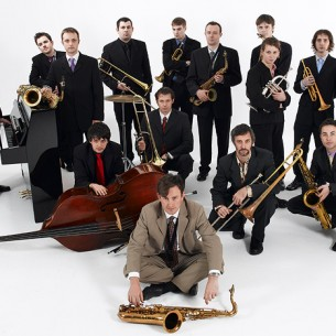 Scottish National Jazz Orchestra with David Liebman
