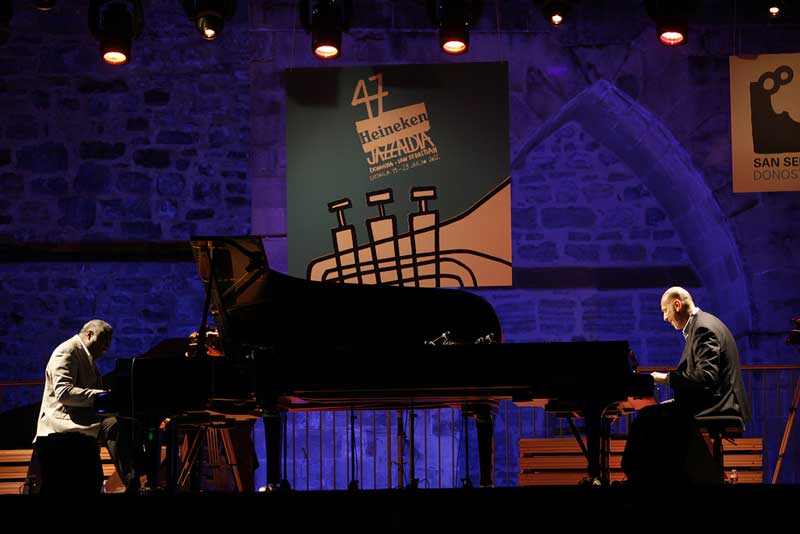 An Evening with Two Pianos