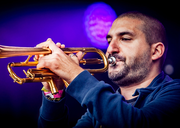 Ibrahim Maalouf interview with Erminia Yardley