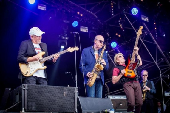 Interview with Alan Gorrie – Average White Band