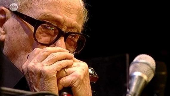 Harmonica Titan Toots Thielemans dies at 94