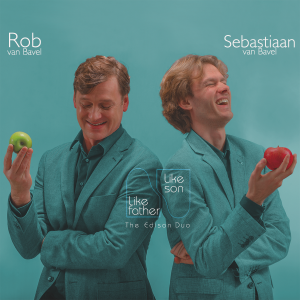 Rob van Bavel and son Sebastiaan keep on exploring jazz