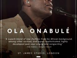 Featured Gig | Ola Onabule