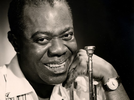 Louis Armstrong Educational Foundation partners with Dot Time Records