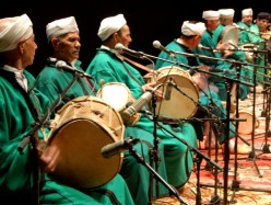 Master Musicians of Joujouka led by Bachir Attar | European Tour April 2017
