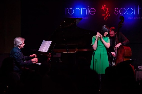 "Georgia Mancio & Alan Broadbent @ Ronnie Scott's – ""Songbook"": the album launch"
