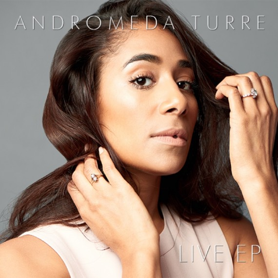 Ray Charles last Raelette ~ Andromeda Turre ~ New live EP