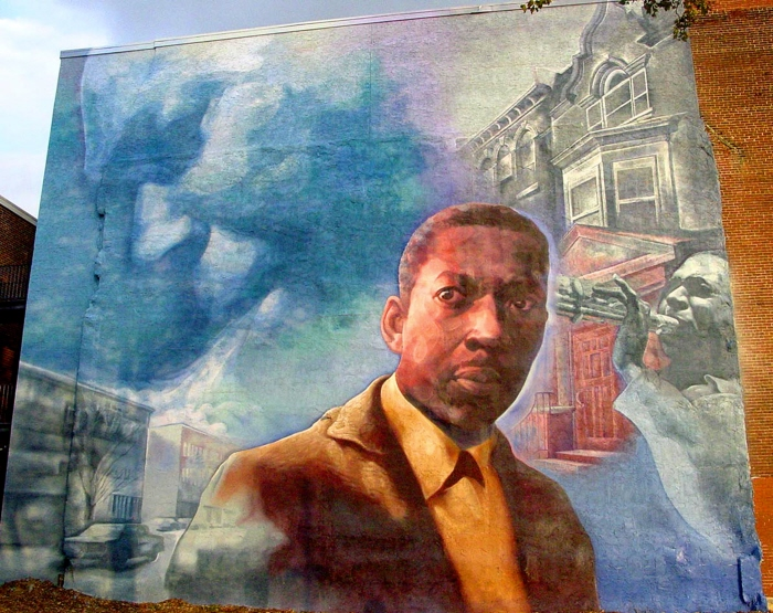 The Original John Lewis Mural