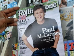 Rolling Stone, Once a Counterculture, Up for Sale.