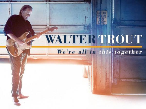 Walter Trout new album & tour dates.
