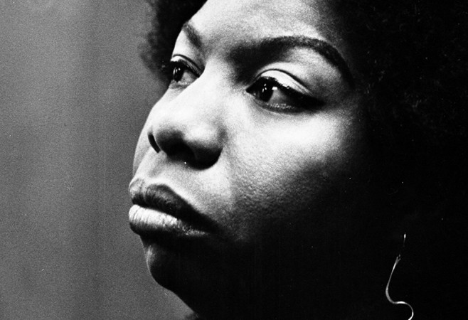Black Is the Color of My True Love's Hair, by Nina Simone
