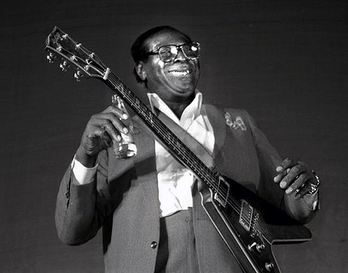 "Sunday Blues – ""Born Under A Bad Sign"" by Albert King"