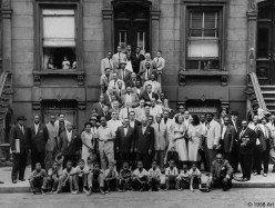 The story behind the Iconic Jazz photograph – A Great Day in Harlem