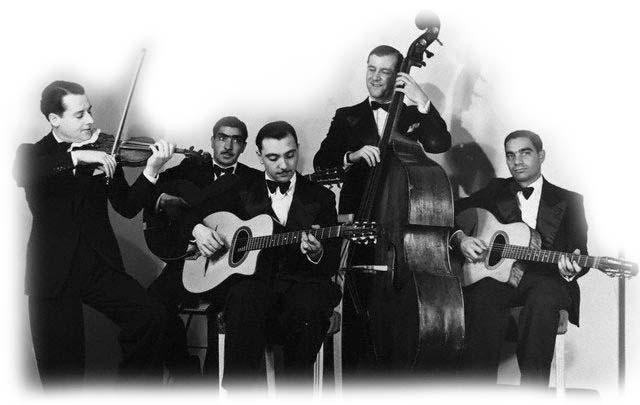Django Reinhart The Quintet of the hot club of France