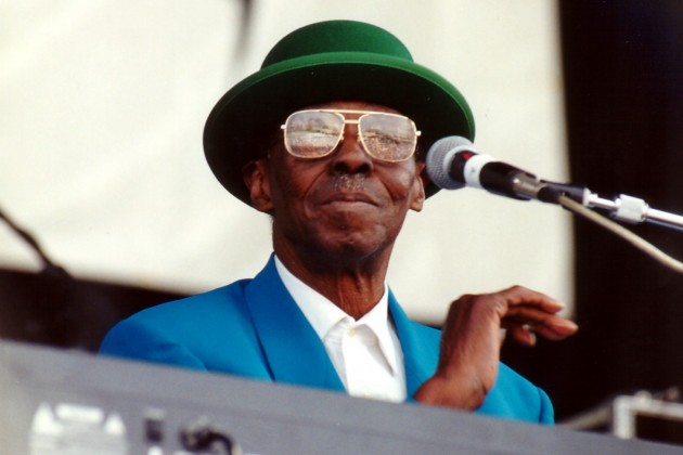 "Sunday Blues | Blues Piano Legend Pinetop Perkins plays ""Pinetop's Blues"""