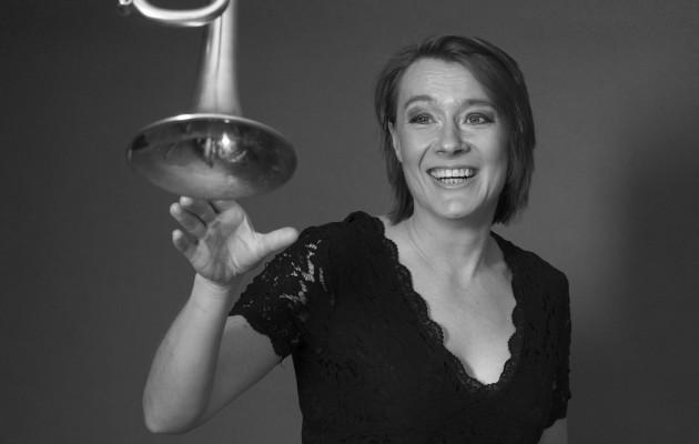 Trumpeter Ellister Van Der Molen follows her heart: She plays Jazz!
