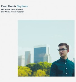 CD Review | Evan Harris, Skylines