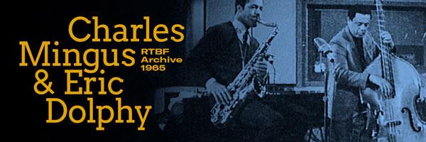 Charles Mingus Live at RTBF Belgium