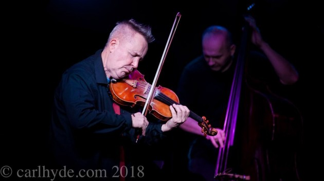 Nigel Kennedy – The unparalleled jazz virtuoso