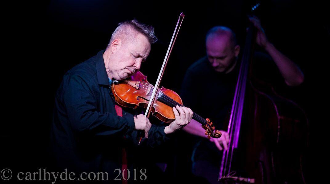 Nigel Kennedy – The unparalleled jazz virtuoso – Jazz in Europe