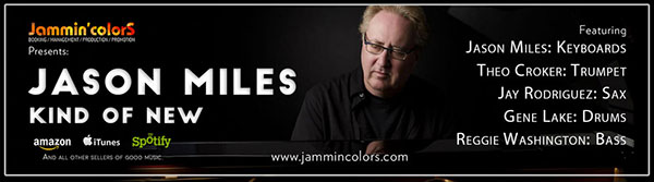 Jason Miles Advertisement