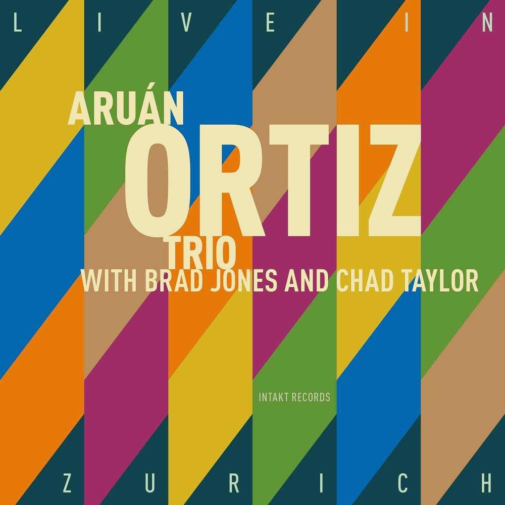 Aruan Ortiz Live In Zurich Cover