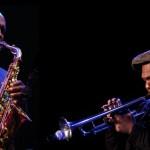 Tony Kofi and Byron Wallen