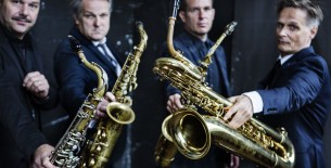 Featured Gig | Artvark Saxophone Quartet, Bimhuis Amsterdam
