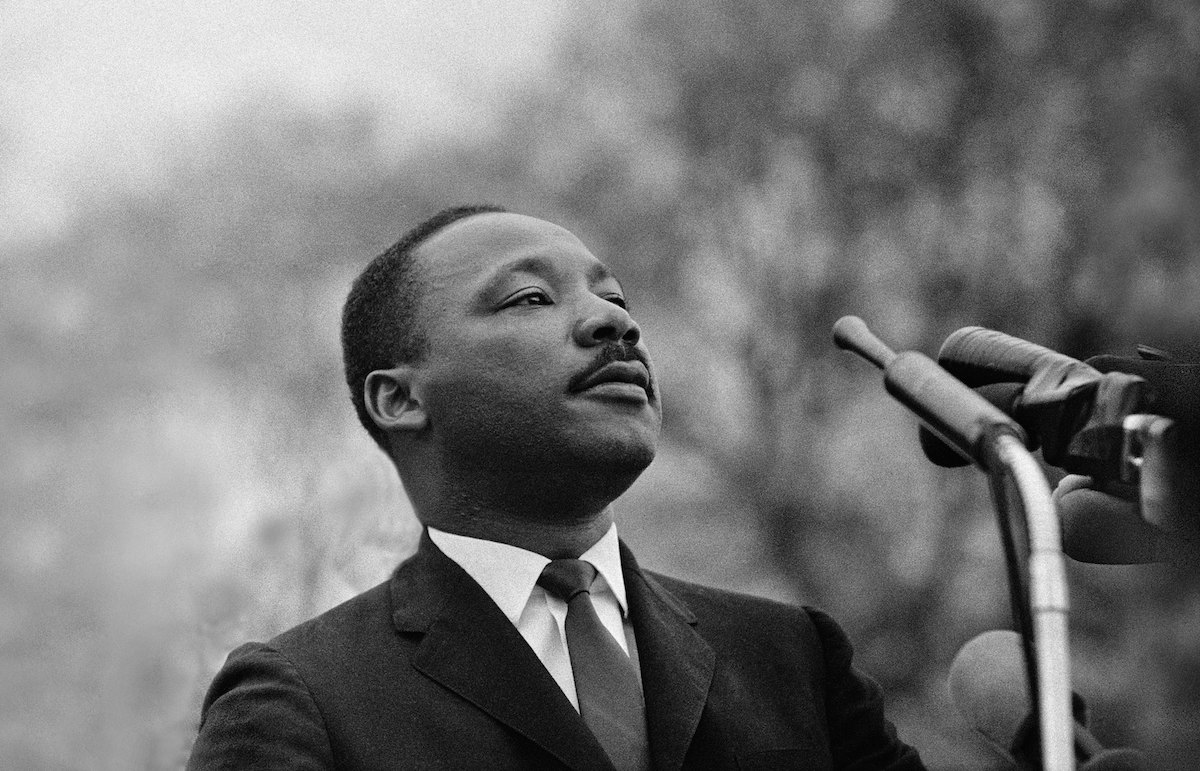 Martin Luther King At The Berlin Jazz Fest In 1964 Jazz In Europe