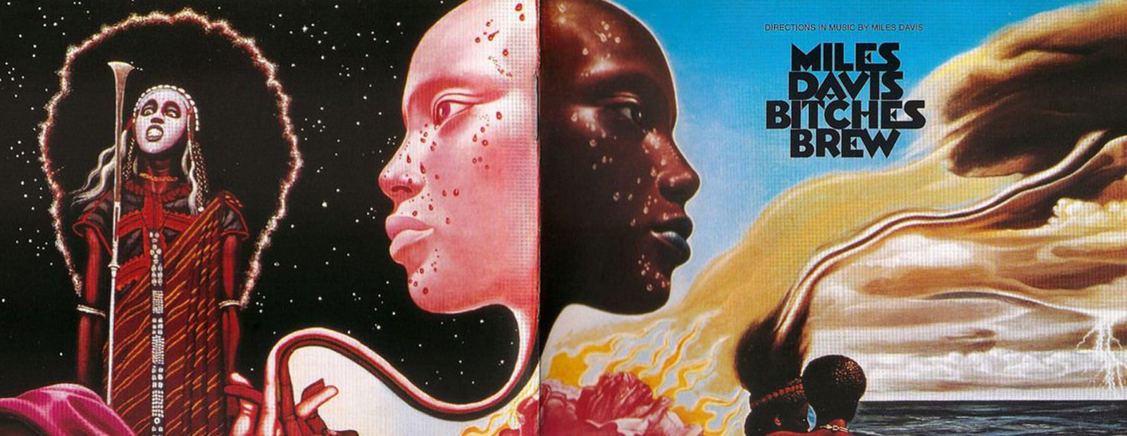 """Miles Davis """"Bitches Brew"""" – A brief look at the albums impact. – Jazz in  Europe"""