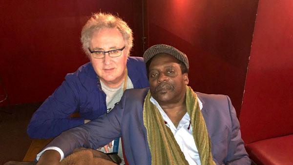 Jason Miles with David Murray