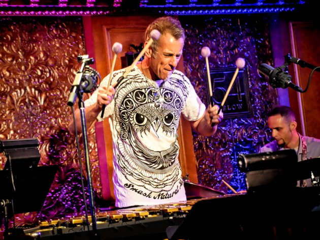 Featured Gig | Joe Locke and guests at Dizzy's Coca-Cola Club.