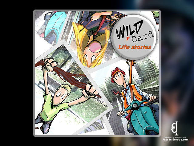 """Wild Card """"Life Stories"""" CD Review by Erminia Yardley"""