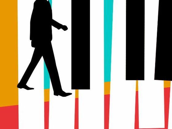 """""""ON MY WAY TO YOU""""   Geoffrey Keezer, return's to the Piano Trio."""