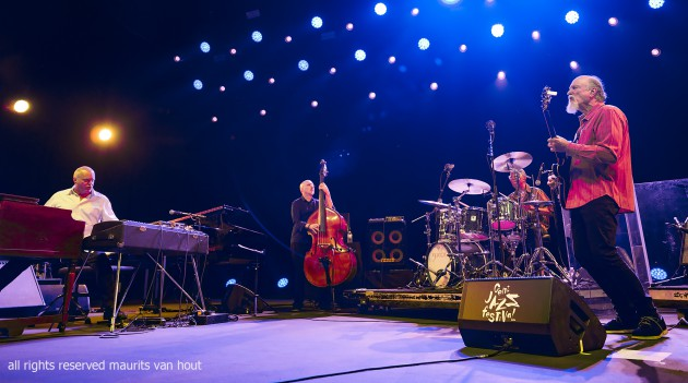 Ghent Jazz Festival: Successful mix of Jazz and Pop
