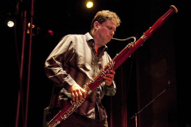 Interview: Paul Hanson one of the world's best-known jazz bassoonists