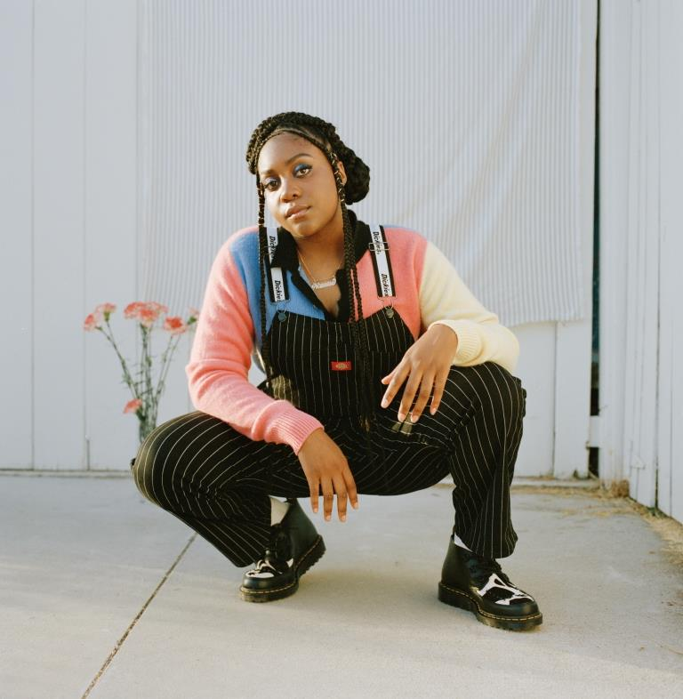 Noname on the Jazz & Indie circuit in Europe in April