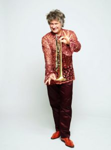 Dutch trumpeter Eric Vloeimans trio plays at Turner Sims in Southampton