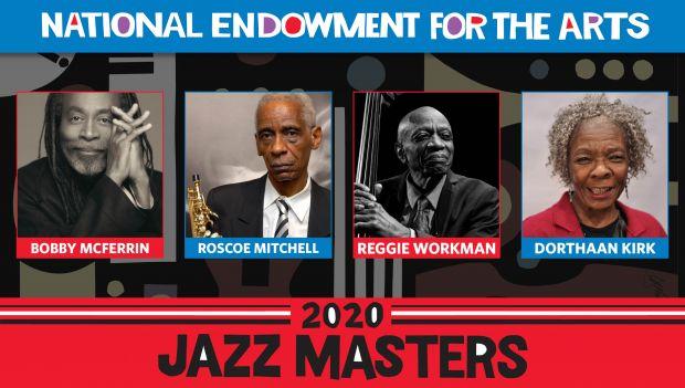 2020 NEA Jazz Masters announced. – Jazz in Europe