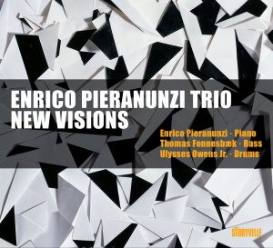 Enrico Pieranunzi Trio, New Visions | CD Review – Jazz in Europe