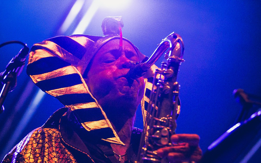 Idris Ackamoor & The Pyramids – New Album Euro Tour – Jazz in Europe