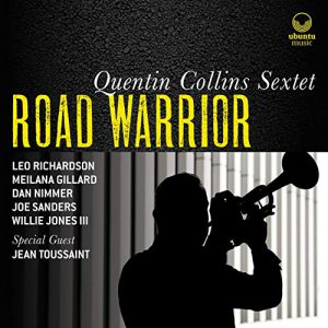 Quentin Collins, Road Warrior | CD Review – Jazz in Europe